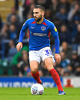 Ben Close of Portsmouth during Portsmouth vs Gillingham, Sky Bet EFL League 1 Football at Fratton Park on 12th October 2019