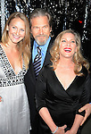 "BEVERLY HILLS, CA. - December 08: Isabelle Bridges, Jeff Bridges and Susan Bridges arrive at the ""Crazy Heart"" Los Angeles Premiere at the Academy of Motion Picture Arts & Sciences on December 8, 2009 in Los Angeles, California."