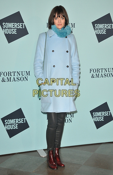 Sam Rollinson at the Skate at Somerset House wtih Fortnum &amp; Mason VIP launch party, Somerset House, The Strand, London, England, UK, on Tuesday 14 November 2017.<br /> CAP/CAN<br /> &copy;CAN/Capital Pictures
