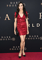 "04 June 2019 - Hollywood, California - Famke Janssen. ""Dark Phoenix"" Los Angeles Premiere held at TCL Chinese Theatre. <br /> CAP/ADM/BT<br /> ©BT/ADM/Capital Pictures"