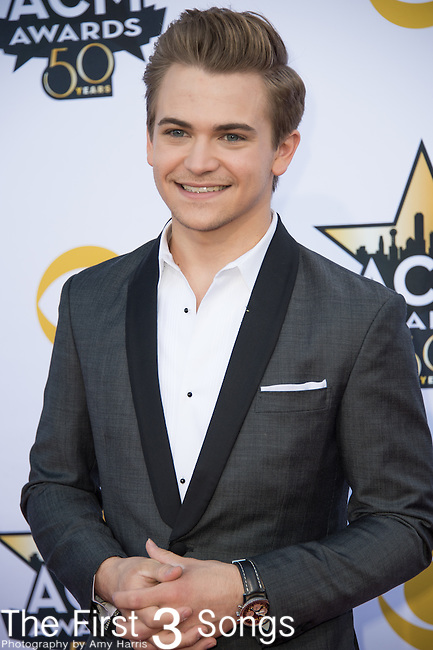 Hunter Hayes attends the 50th Academy Of Country Music Awards at AT&T Stadium on April 19, 2015 in Arlington, Texas.