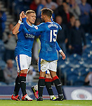 Martyn Waghorn and Harry Forrester