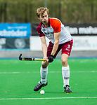 ALMERE - Hockey - Hoofdklasse competitie heren. ALMERE-HGC (0-1) . Daan Dekker (Almere)    COPYRIGHT KOEN SUYK