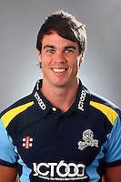 PICTURE BY VAUGHN RIDLEY/SWPIX.COM - Cricket - County Championship Div 2 - Yorkshire County Cricket Club 2012 Media Day - Headingley, Leeds, England - 29/03/12 - Yorkshire's Iain Wardlaw.