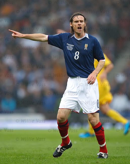 Graham Alexander, Scotland