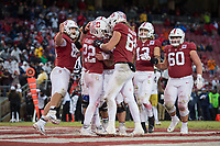 Stanford Football v Notre Dame, November 30, 2019