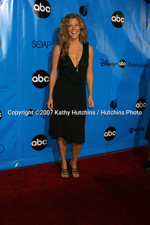 Laura Wright.ABC Television Critics Association Press Tour Party.Ritz-Carlton Hotel.Pasadena   CA.January 14, 2007.©2007 Kathy Hutchins / Hutchins Photo.