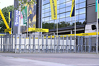 16th May 2020, Signal Iduna Park, Dortmund, Germany; Bundesliga football, Borussia Dortmund versus FC Schalke;   Signal Iduna Park in Dortmund Closed accesses to the fans