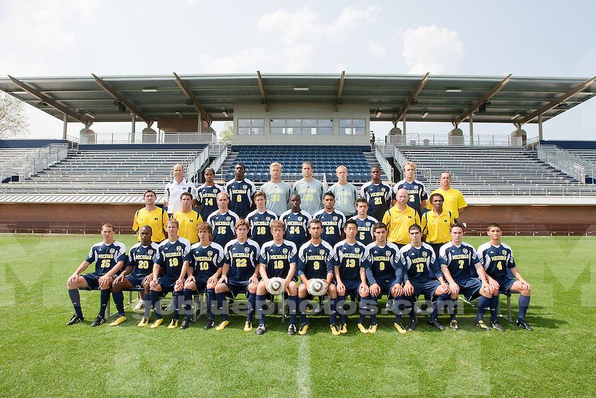 2010 Men's Soccer