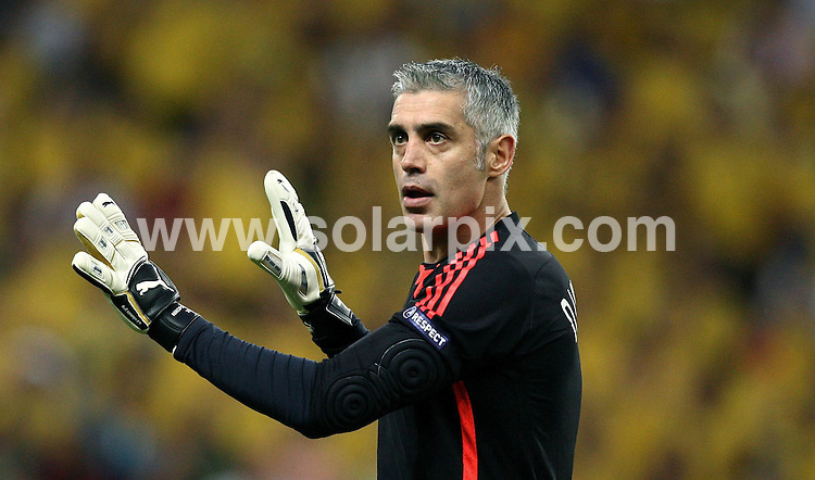 **ALL ROUND PICTURES FROM SOLARPIX.COM**.**SYNDICATION RIGHTS FOR UK AND SPAIN ONLY**.European Championship tournament Euro 2008, Greece versus Sweden at the Wals-Siezenheim Stadium, Salzburg, Austria. Sweden 2 Greece 0. 10th June 2008..This pic: Antonios Nikopolidis..JOB REF: 6606 CPR/Ronny Hartmann       .DATE: 10_06_2008.**MUST CREDIT SOLARPIX.COM OR DOUBLE FEE WILL BE CHARGED* *UNDER NO CIRCUMSTANCES IS THIS IMAGE TO BE REPRODUCED FOR ANY ONLINE EDITION WITHOUT PRIOR PERMISSION*