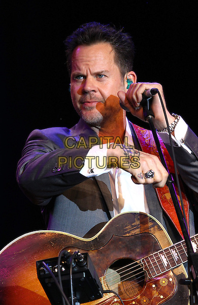 03 April 2014 - Las Vegas, Nevada - Gary Allan. 95.5 The Bull&rsquo;s 6th Annual All-Star Guitar Pull at the Red Rock Ballroom inside Red Rock Resort.  <br /> CAP/ADM/MJT<br /> &copy; MJT/AdMedia/Capital Pictures