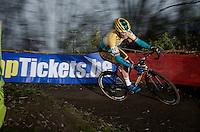 Bart Wellens (BEL/Telenet-Fidea)<br /> <br /> Flandriencross Hamme 2014