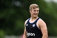Jack Walker of Bath Rugby looks on. Bath Rugby pre-season S&C session on June 22, 2017 at Farleigh House in Bath, England. Photo by: Patrick Khachfe / Onside Images