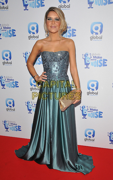 Gemma Oaten attends the Global Radio's Make Some Noise Night Gala, Supernova, Embankment Gardens, London, England, UK, on Tuesday 24 November 2015. <br /> CAP/CAN<br /> &copy;CAN/Capital Pictures