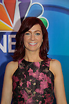 Carrie Preston - Crowded - NBC Upfront at Radio City, New York City, New York on May 11, 2015 (Photos by Sue Coflin/Max Photos)