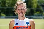 AMSTELVEEN - LAURA NUNNINK, Nederlands team dames op weg naar de HWL. COPYRIGHT KOEN SUYK