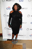 """Danielle Brooks<br /> at the 31st PALEYFEST Presents: """"Orange Is The New Black,"""" Dolby Theater, Hollywood, CA 03-14-14<br /> David Edwards/DailyCeleb.com 818-249-4998"""