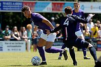APPINGEDAM - Voetbal, DVC Appingedam - FC Groningen, voorbereiding seizoen 2019--2020, 29-06-2019,   FC Groningen speler Ajdin Hrustic