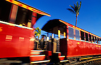 Sugar Cane Train ride from Lahaina to Kaanapali
