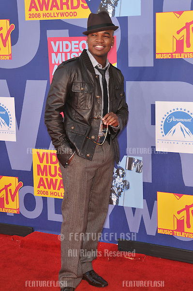 NeYo at the 2008 MTV Video Music Awards at Paramount Studios, Hollywood. .September 7, 2008  Los Angeles, CA..Picture: Paul Smith / Featureflash