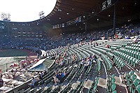 July 15, 2009: Fans filter into PGE Park for the 2009 Triple-A All-Star Game. PGE Park is the home of the Portland Beavers, Triple-A Affiliate of the San Diego Padres.