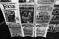 Silvio Berlusconi, nascita di Forza Italia, 1992-1994