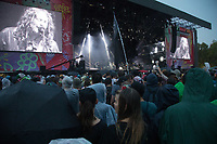 Sziget Festival held in Budapest, Hungary on Aug. 14, 2018. ATTILA VOLGYI