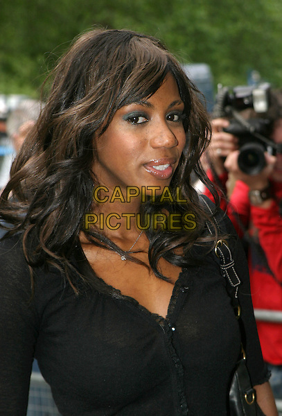 SHAZNAY LEWIS.Ivor Novello Awards, Grosvenor House, Park Lane, London, W1.May 27th, 2004.headshot, portrait.www.capitalpictures.com.sales@capitalpictures.com.© Capital Pictures.