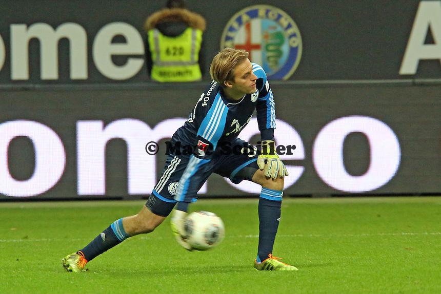 Timo Hildebrand (Schalke) - Eintracht Frankfurt vs. FC Schalke 04, Commerzbank Arena