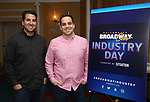 The Situation Company, Jeremy Kraus and Damian Bazadona attend Industry Day during Broadwaycon at New York Hilton Midtown on January 11, 2019 in New York City.