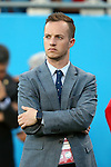 15 July 2015: Joey Freebairn, Major League Soccer's coordinator of security operations. The Mexico Men's National Team played the Trinidad & Tobago Men's National Team at Bank of America Stadium in Charlotte, NC in a 2015 CONCACAF Gold Cup Group C match. The game ended in a 4-4 tie.