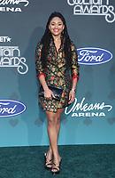 17 November 2019 - Las Vegas, NV - Tanisha Long. 2019 Soul Train Awards Red Carpet Arrivals at Orleans Arena. Photo Credit: MJT/AdMedia