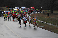 2014 Frostbite 5K Finish