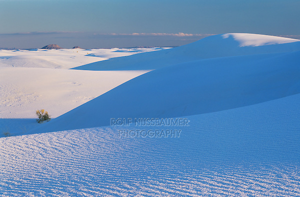 Sand Dunes,White Sands National Monument, New Mexico, USA,