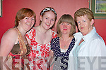 Having a good time at the Asdee fundraising dance in the Golf Hotel Ballybunion on Friday night were Margaret, Katrian and Mary  O'Driscoll, with Mary Lynch from Listowel...   Copyright Kerry's Eye 2008