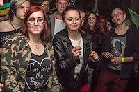 Barnboppers SKA-LLOWEEN; Nov 2014, Lobster; Stiff Joints; Stiff Joints; Counting Coins, Shuddervision; Wagon Venue; Birmingham