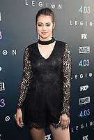 "LOS ANGELES, CA - APRIL 2: Amber Midthunder attends the season two premiere of FX's ""Legion"" at the DGA Theater on April 2, 2018 in Los Angeles, California. (Photo by Frank Micelotta/FX/PictureGroup)"
