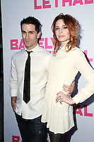 Samuel Witwer, Chloe Dykstra<br />