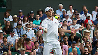 ANDREAS SEPPI (ITA)<br /> <br /> TENNIS - THE CHAMPIONSHIPS - WIMBLEDON 2015 -  LONDON - ENGLAND - UNITED KINGDOM - ATP, WTA, ITF <br /> <br /> &copy; AMN IMAGES