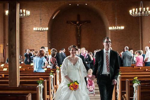 Stephanie and Sebastians wedding.