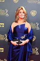 BURBANK - APR 26: Deirdre Hall at the 42nd Daytime Emmy Awards Gala at Warner Bros. Studio on April 26, 2015 in Burbank, California