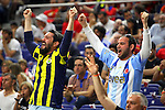 Turkish Airlines Euroleague Final Four - Madrid 2015.<br /> Fenerbahce Ulker Istanbul vs CSKA Moscow: 80-86.