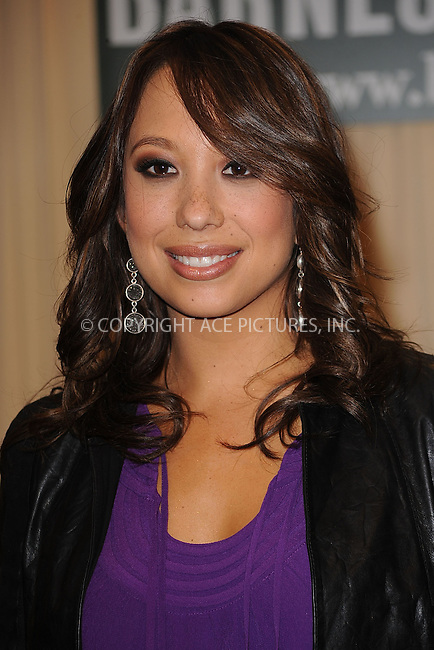 WWW.ACEPIXS.COM . . . . . .March 31, 2011...New York City... Cheryl Burke signs books at Barnes and Noble Fifth Avenue on  March 31, 2011 in New York City....Please byline: KRISTIN CALLAHAN - ACEPIXS.COM.. . . . . . ..Ace Pictures, Inc: ..tel: (212) 243 8787 or (646) 769 0430..e-mail: info@acepixs.com..web: http://www.acepixs.com .