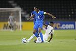 Al Sadd vs Al Hilal during the 2015 AFC Champions League Group C match on May 04, 2015 at the Jassim Bin Hamad Stadium in Doha, Qatar. Photo by Adnan Hajj / World Sport Group