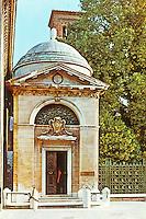 Ravenna: Tomb of Dante.