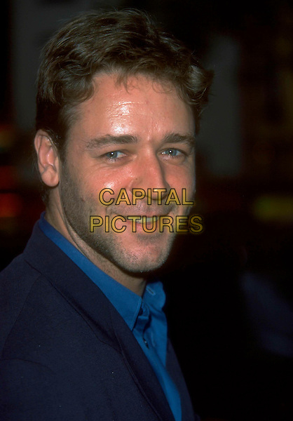 RUSSELL CROWE.Ref: JM9820.headshot portrait.www.capitalpictures.com.sales@capitalpictures.com.©James McCauley/Capital Picturesc