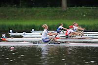 Amsterdam, NETHERLANDS, GBR BLW1X,  2011 FISA U23 World Rowing Championships, Wednesday, 20/07/2011 [Mandatory credit:  Intersport Images]