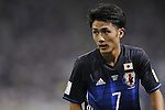 Ryota Oshima (JPN), SEPTEMBER 1, 2016 - Football / Soccer :<br /> FIFA World Cup Russia 2018 Asian Qualifier<br /> Final Round Group B<br /> between Japan 1-2 United Arab Emirates<br /> at Saitama Stadium 2002, Saitama, Japan.<br /> (Photo by Yusuke Nakanishi/AFLO SPORT)