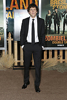 """LOS ANGELES - OCT 11:  Jesse Eisenberg at the """"Zombieland Double Tap"""" Premiere at the TCL Chinese Theater on October 11, 2019 in Los Angeles, CA"""