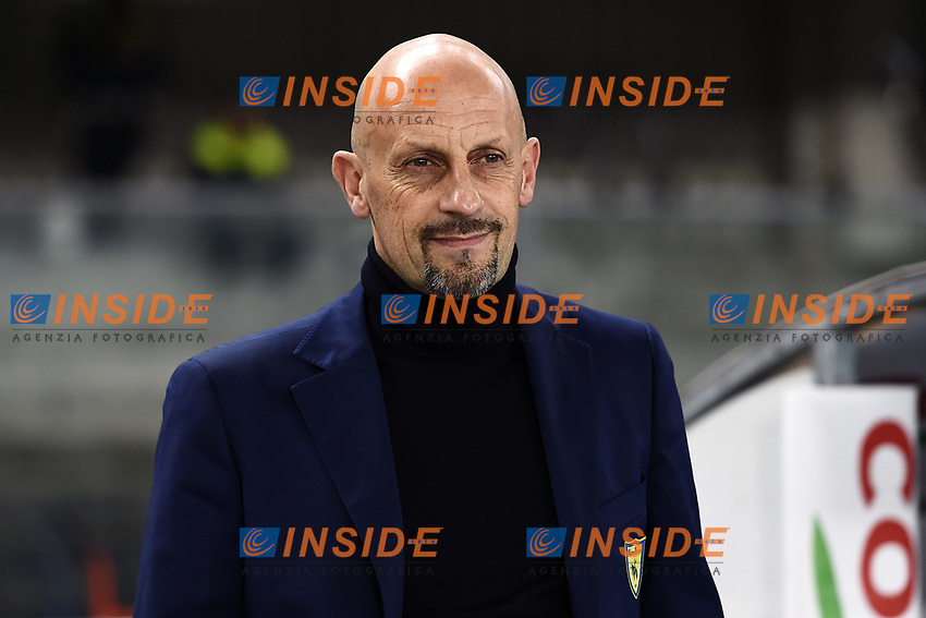 Chievo Verona's coach Domenico Di Carlo looks on during the Serie A 2018/2019 football match between Chievo Verona and Inter at stadio Bentegodi, Verona, December 22, 2018 <br />  Foto Daniele Buffa / Image Sport / Insidefoto